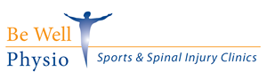 Be Well Physio Logo